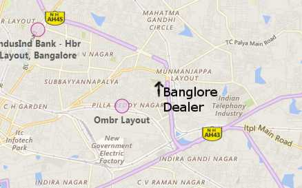 Banglore dealer of cold stone