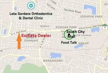 Kolkata Dealer location