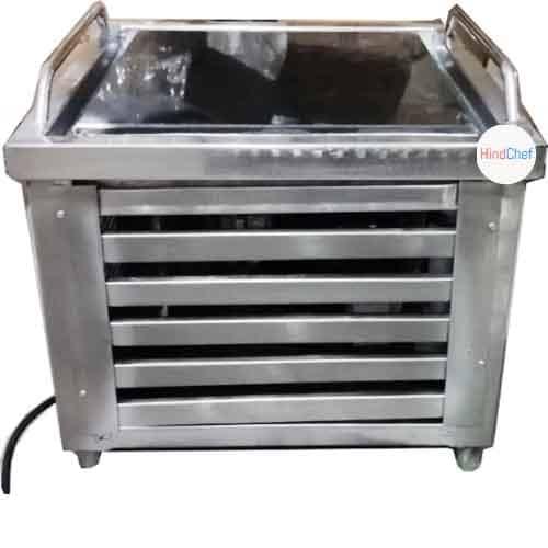 mini ice cream roll machine